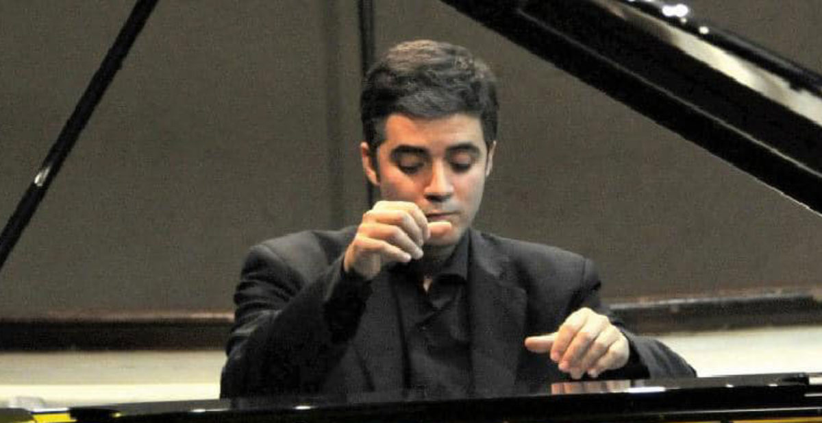CLASE MAGISTRAL DE PIANO – PROF. MARCELO BALAT