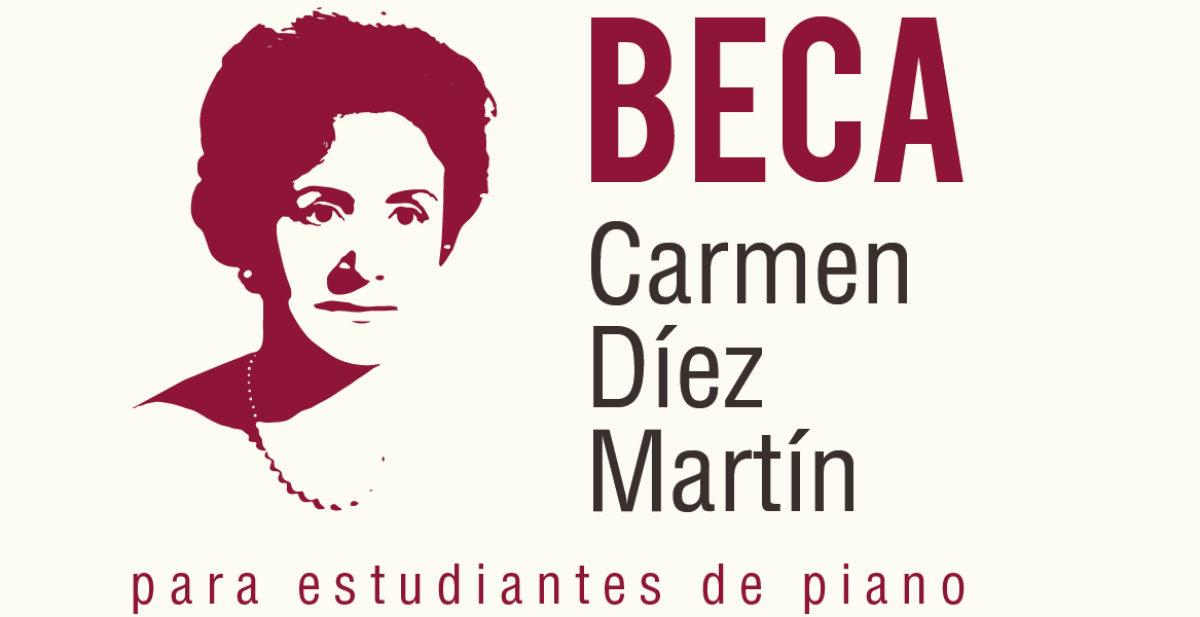 Beca Carmen Díez Martín